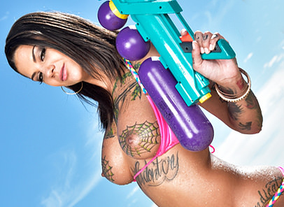 Bonnie Rotten In 'Squirt For Me'